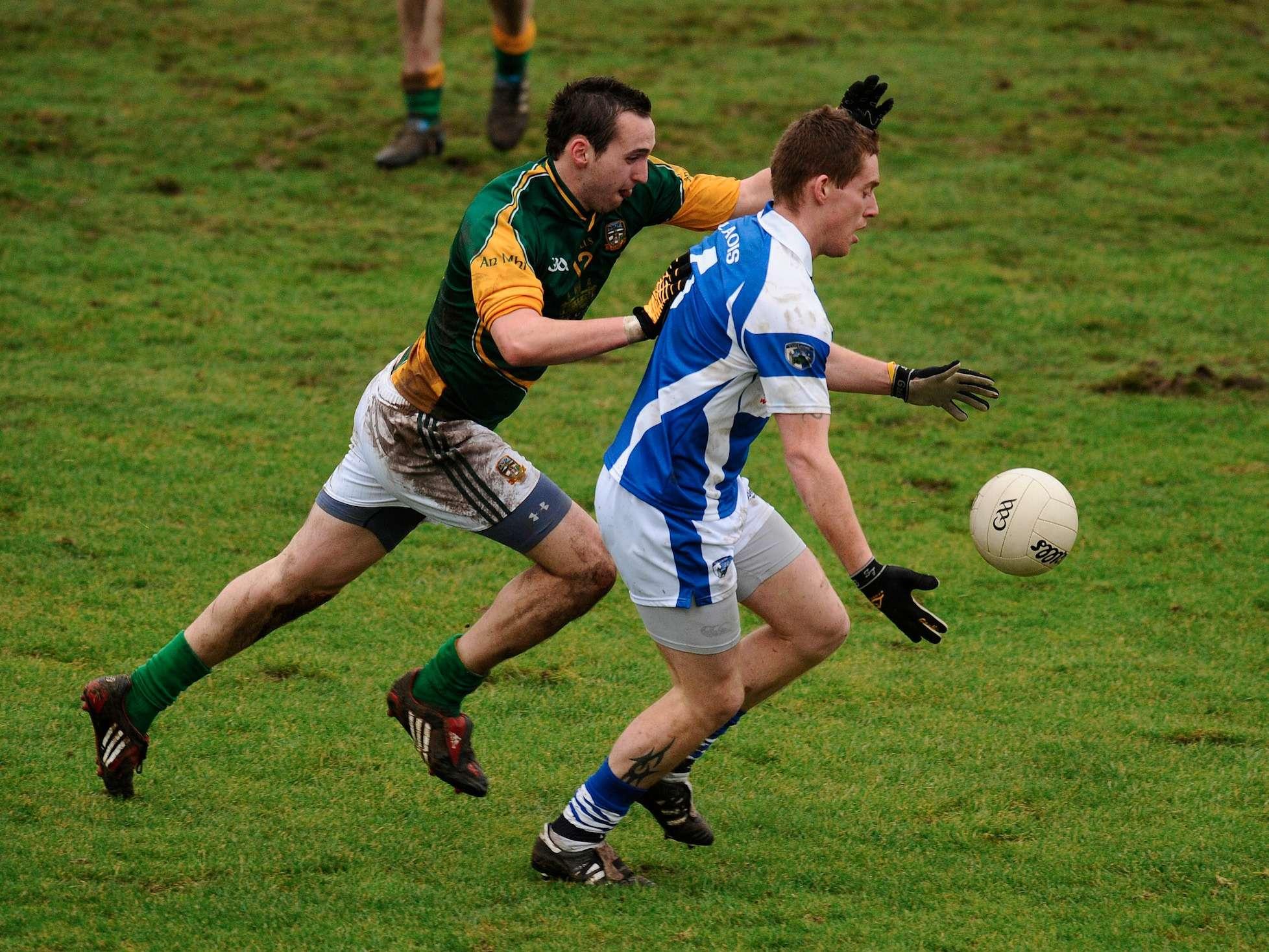 Gaelic Football Fixtures  Match News   Independentie