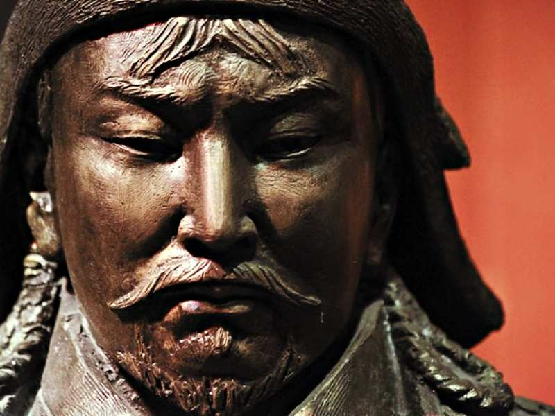 leadership from genghis khan Genghis broke mongolian tradition by making his most competent men leaders of his clan through genghis khan's leadership and the mongolian protection of the.