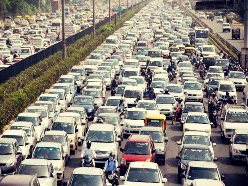 Traffic Jams Piss Off Indian Drivers The Most Study