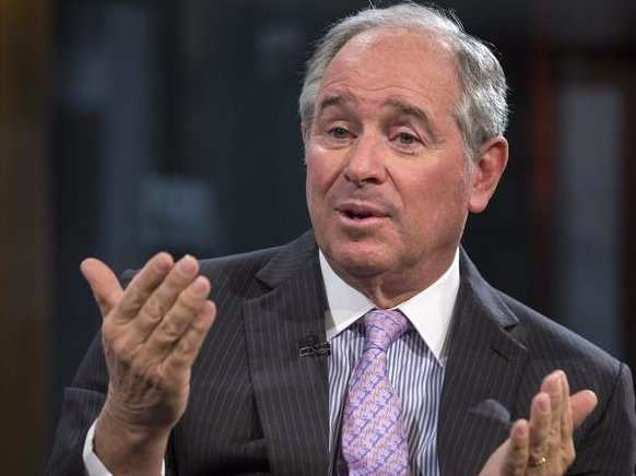 The richest man in private equity has one piece of advice for entrepreneurs, and it's not what you would expect