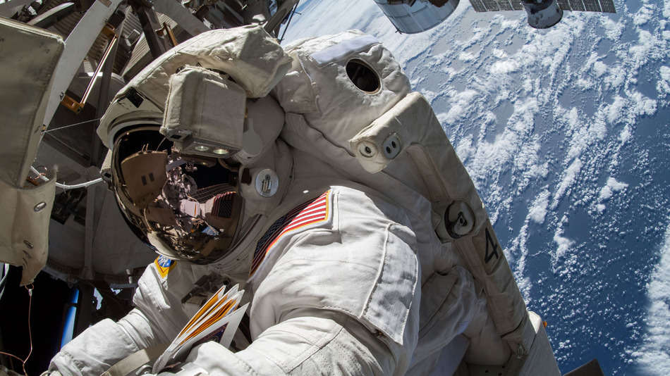 This is what a NASA job posting for astronauts looks like