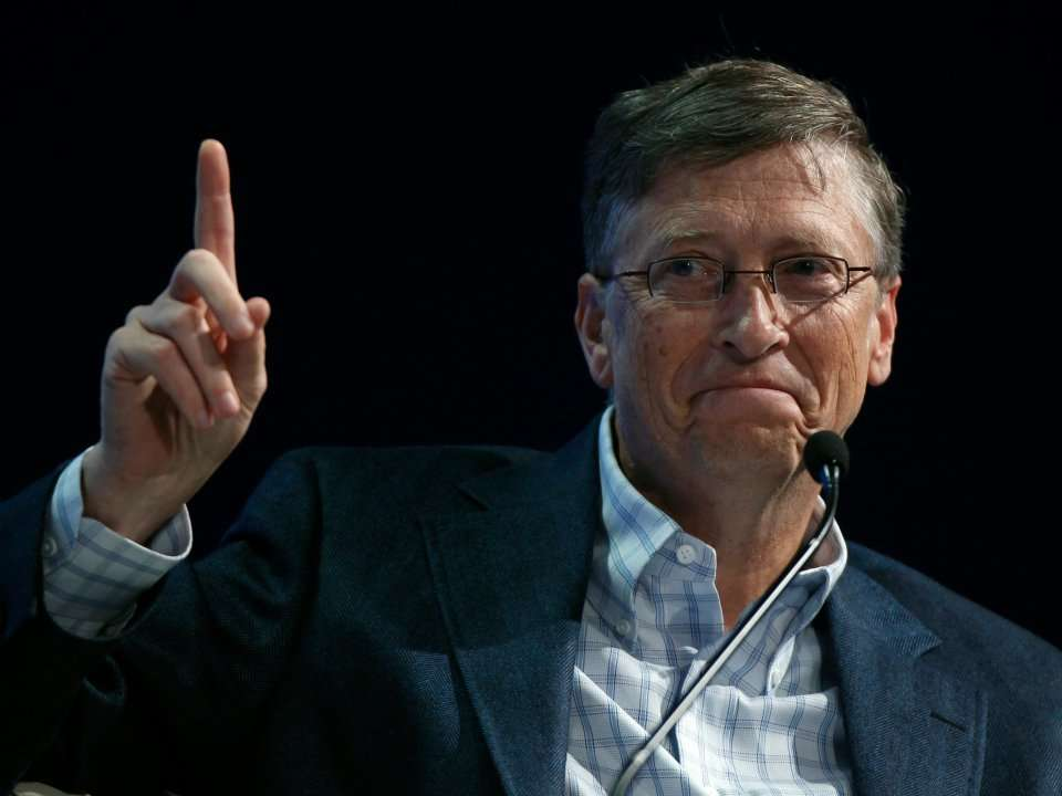 bill gates essay content is king Vincent kessler/reuters on january 3, 1996, microsoft ceo bill gates wrote an essay titled content is king in which he made a number of bold predictions for what the internet would look like in.