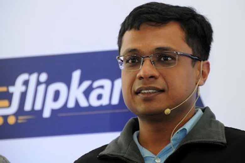 Flipkart's Sachin Bansal says Money follows great businesses, unless you have dumb investors who don't understand the business at all