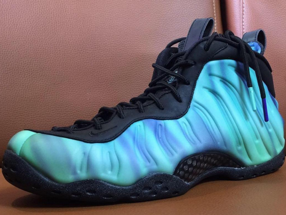 0d8e5cef479 Photos of Nike s  Northern Lights  sneakers have leaked and they look  amazing