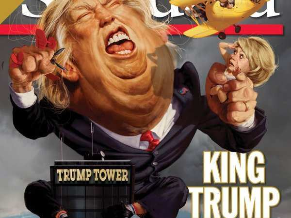 Image result for donald trump as king meme