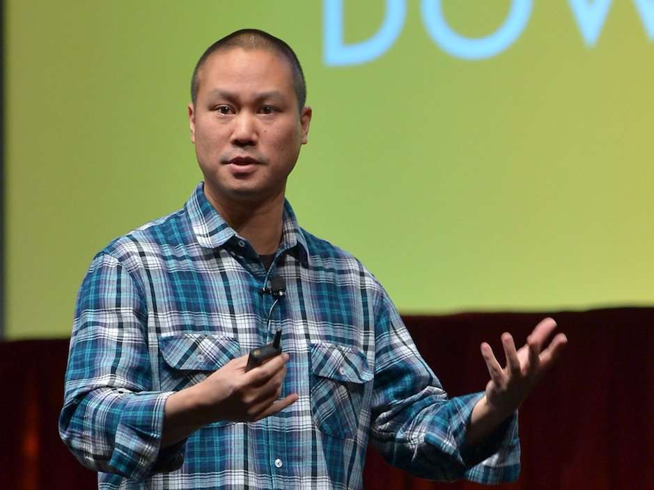 Zappos' CEO says this is the biggest misconception people ...