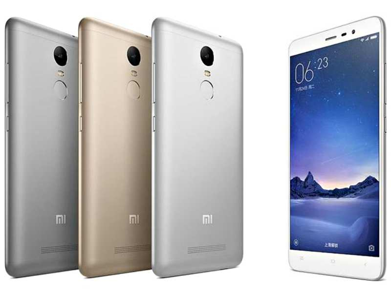 Mi launches Redmi Note 3 - 'India's Most Powerful Smartphone' at Rs. 9999 | Business ...