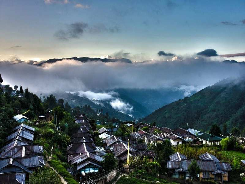 Tawang arunachal pradesh business insider india for Where to vacation in march