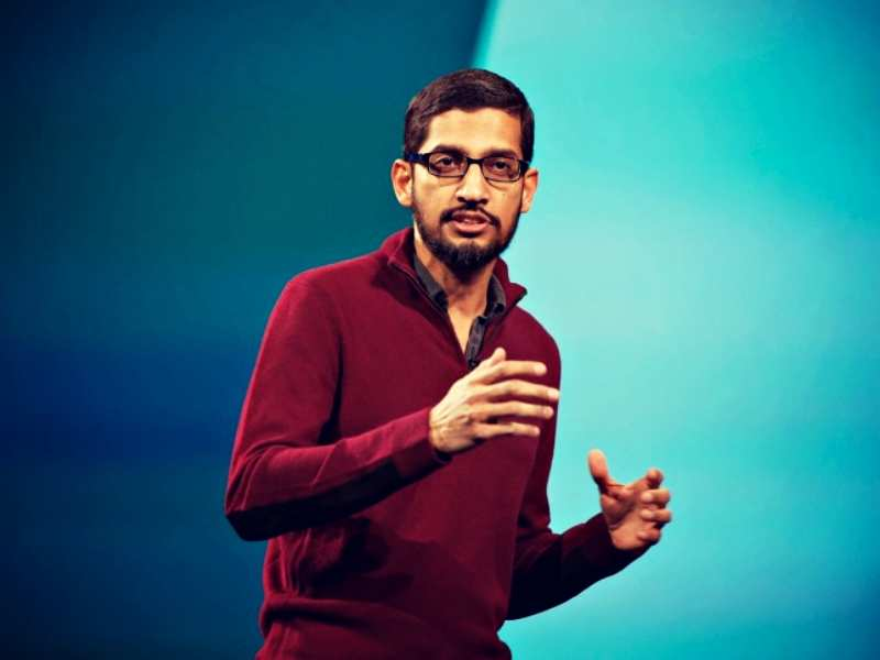 Leadership lessons from Google  CEO Sundar Pichai - Businessinsider India