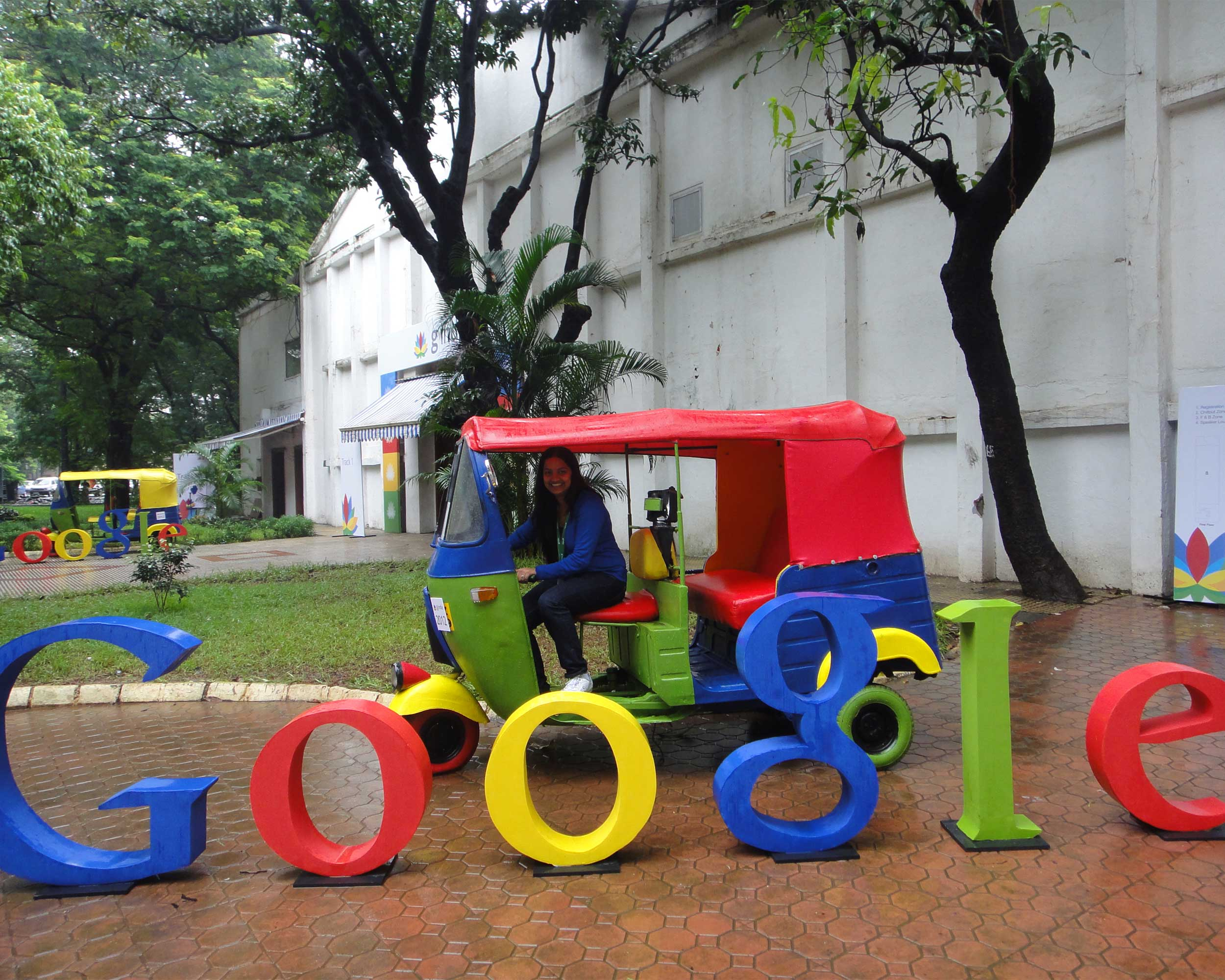 This is how amazing life at Google India is