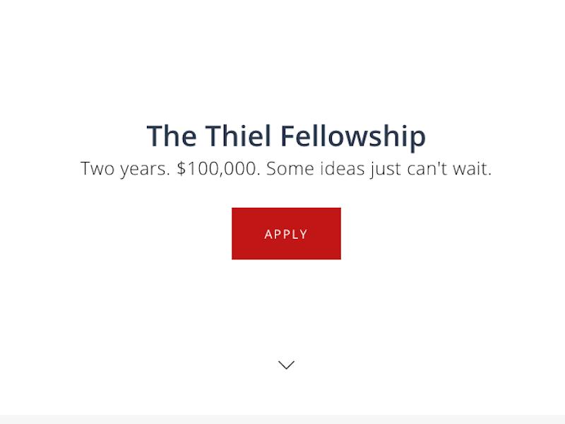 fellowship essays