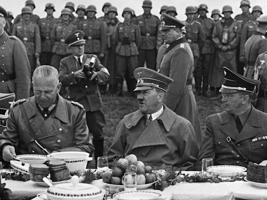 an overview of the cruelty by adolf hitler a german dictator of the twentieth century Search the history of over 338 billion web pages on the internet.