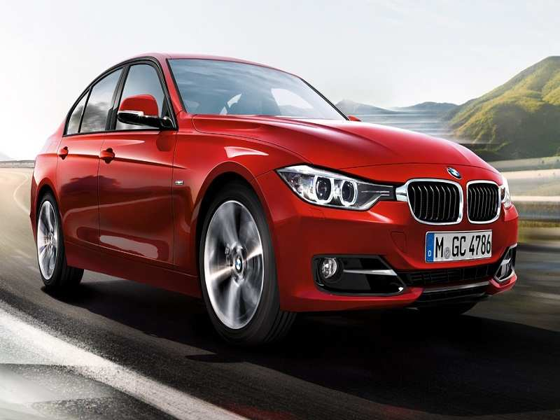 BMW Petrolpowered I Sedan Will Cost Rs Lakh In India - Bmw 320i cost