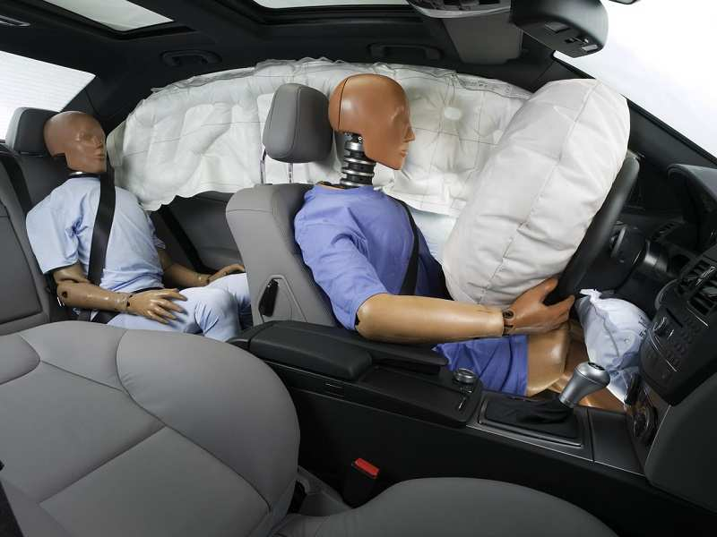 Image result for air bags in car