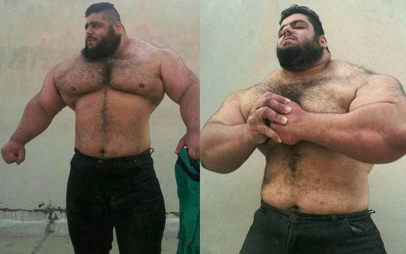 Worlds biggest man