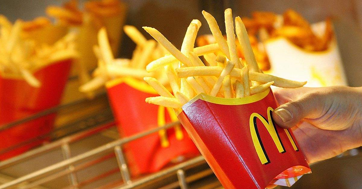 McDonald's in trouble as outlets found cooking yummylicious Aloo