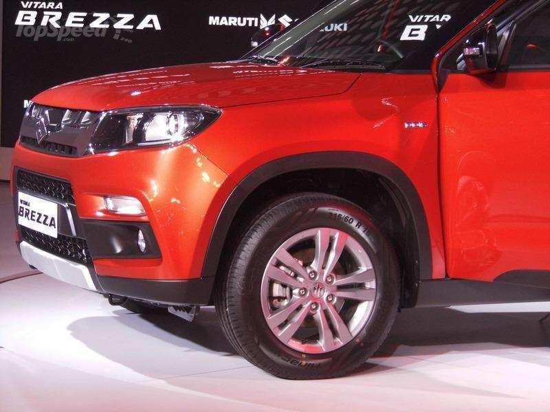 Suzuki Brezza Top Selling Version