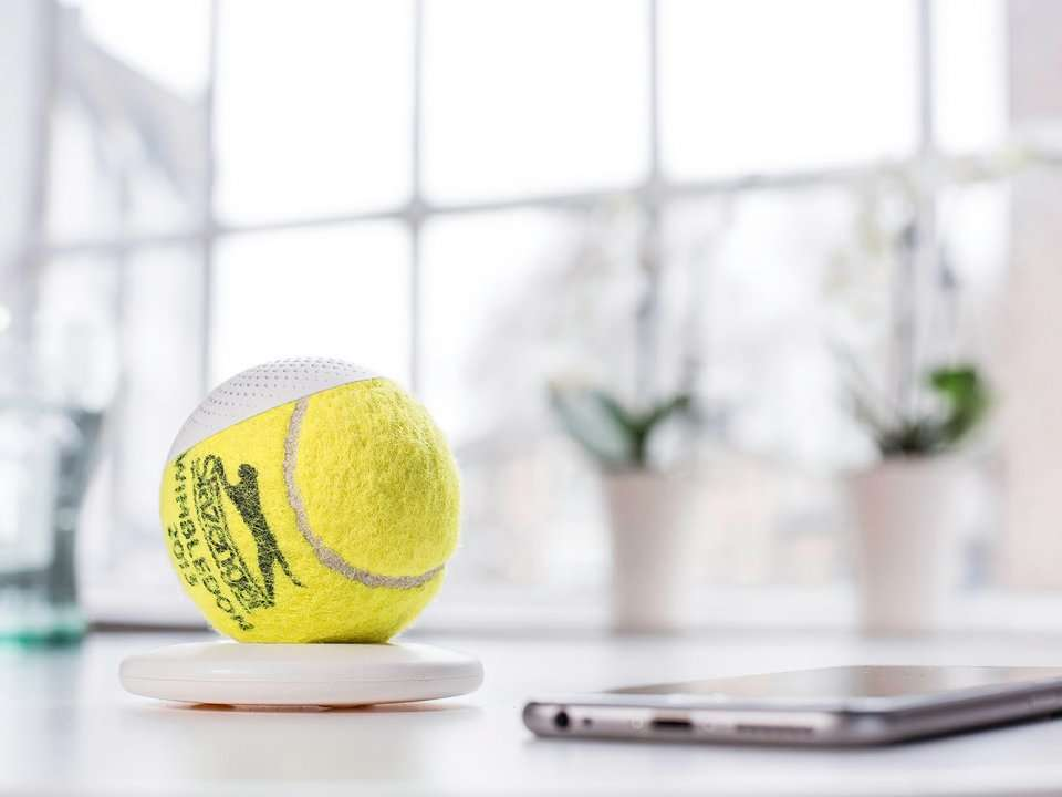These bluetooth speakers are made out of recycled - Can tennis balls be recycled ...