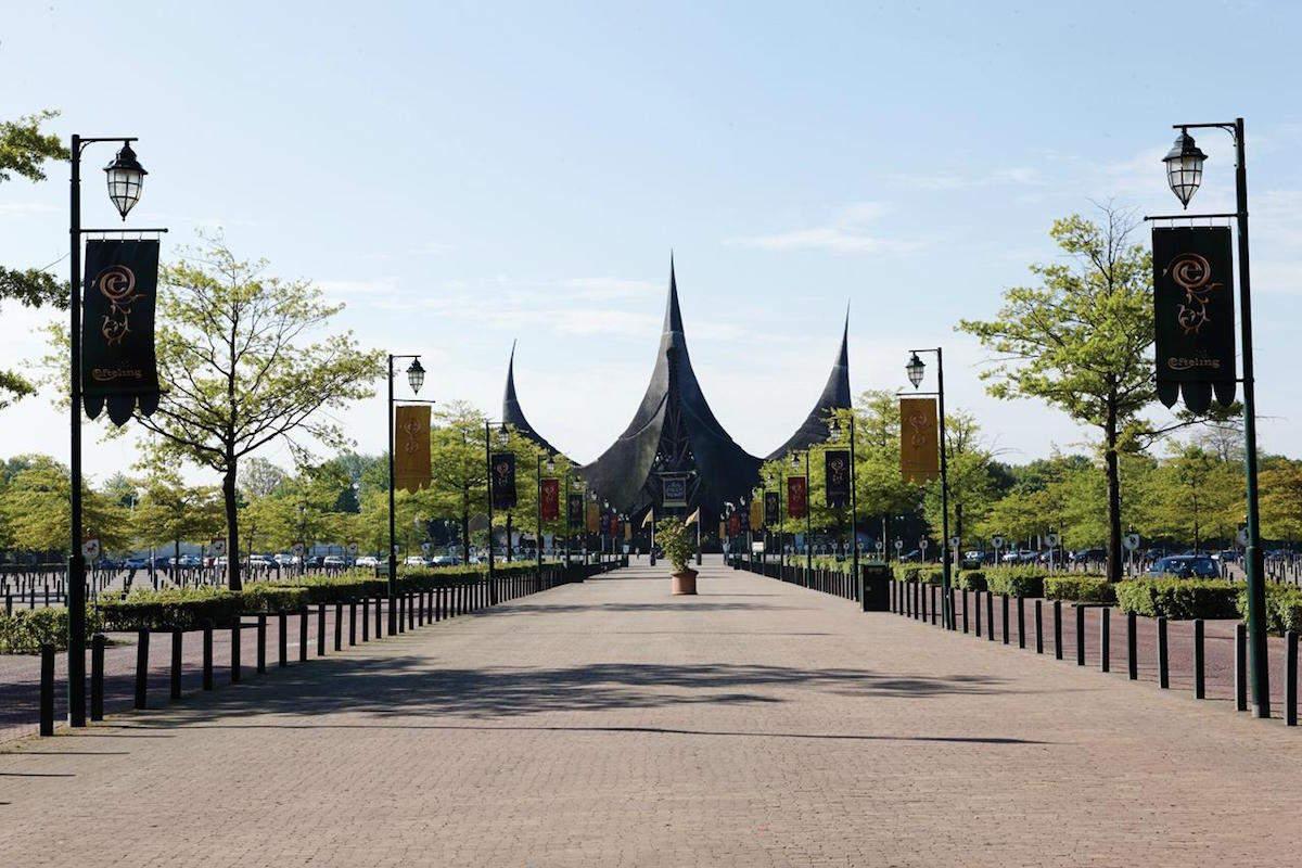 24 de efteling kaatsheuvel netherlands business for Amusement park netherlands