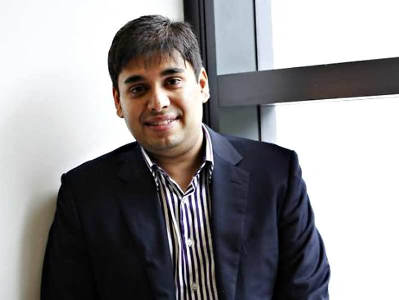 InMobi emerging as third  biggest marketing platform globally : InMobi Founder-CEO Naveen Tewari - Businessinsider India