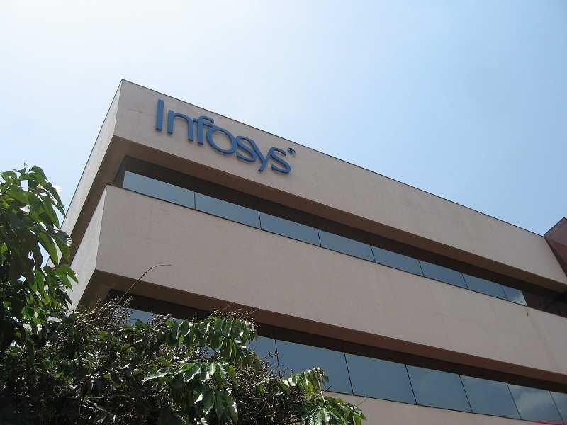 infosys financing an indian software start up