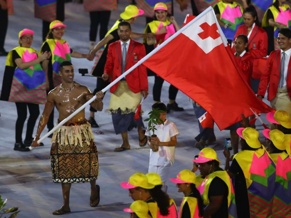 The Shirtless Tongan Olympian Has Been Offered Jobs And Marriage