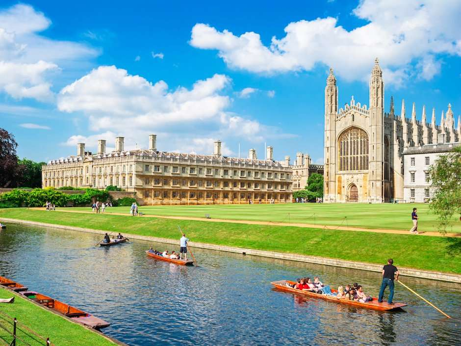 The 21 Most Beautiful University Campuses In The Uk