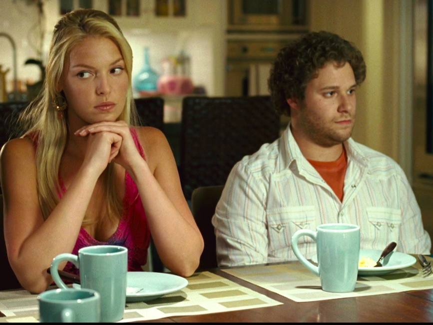 Katherine Heigl Responds To Seth Rogen S Comments Over Their Knocked Up Feud Business Insider India