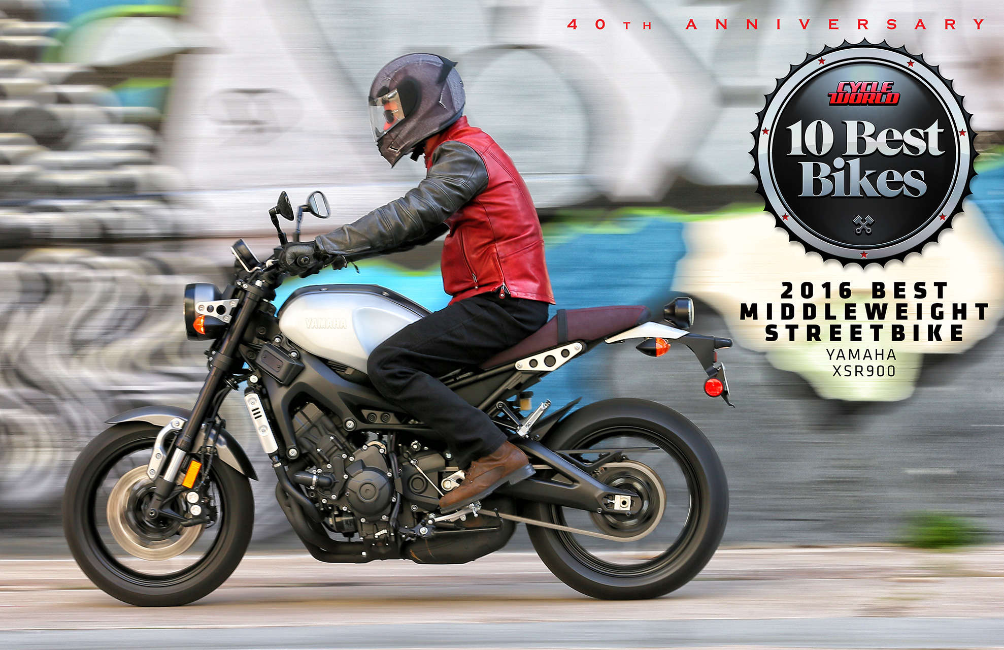 Best middleweight streetbike: Yamaha XSR900 | Business ...