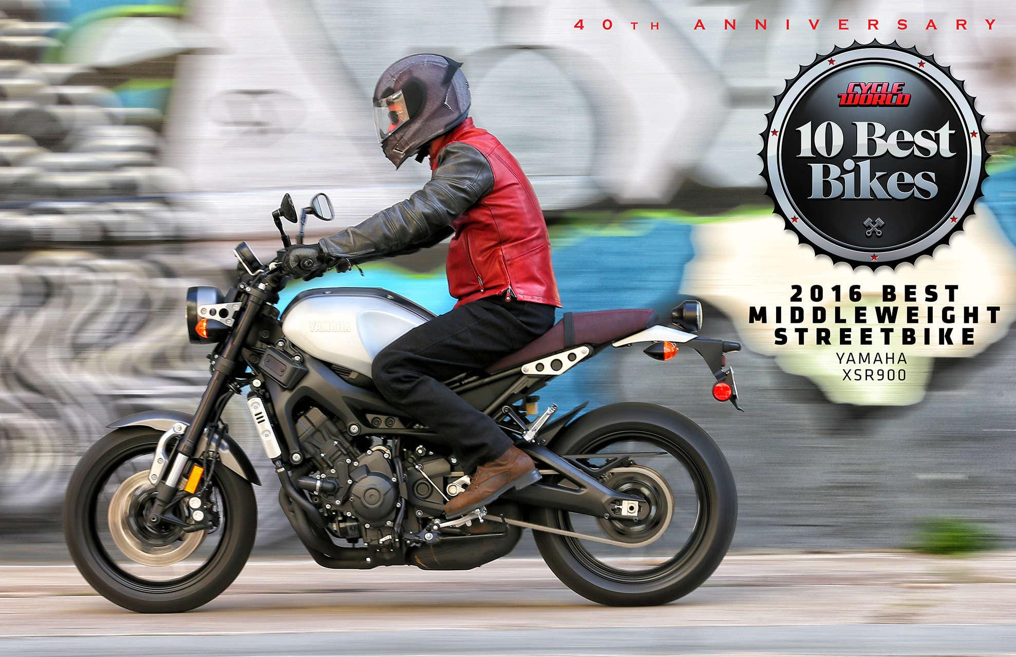 Best middleweight streetbike yamaha xsr900 business for Yamaha motor finance usa login