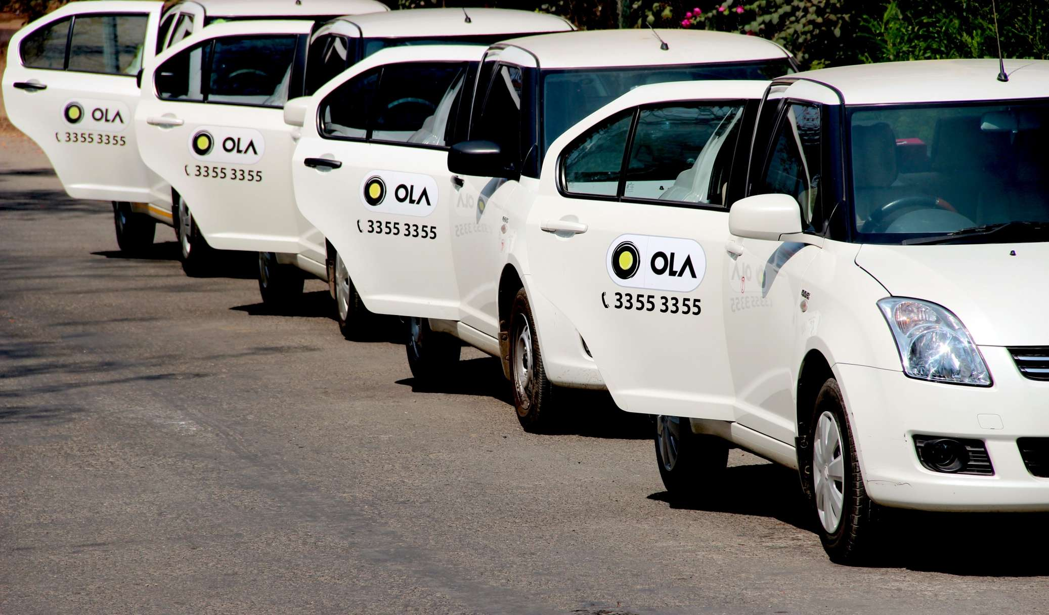 Now Get A Ride On Bigger Cars As Ola Launches Prime Suvs In