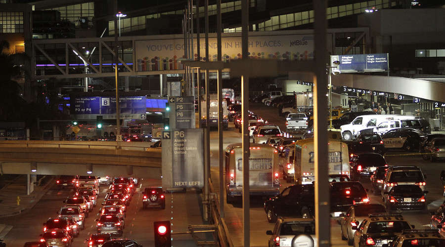 'Loud Noises' Causes Panic At Los Angeles Airport; No Shooting