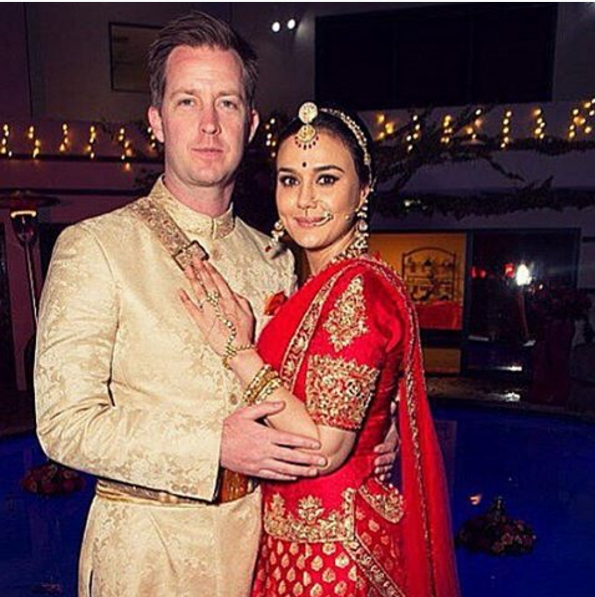 Preity Zintas dreamy wedding pictures will leave you breathless