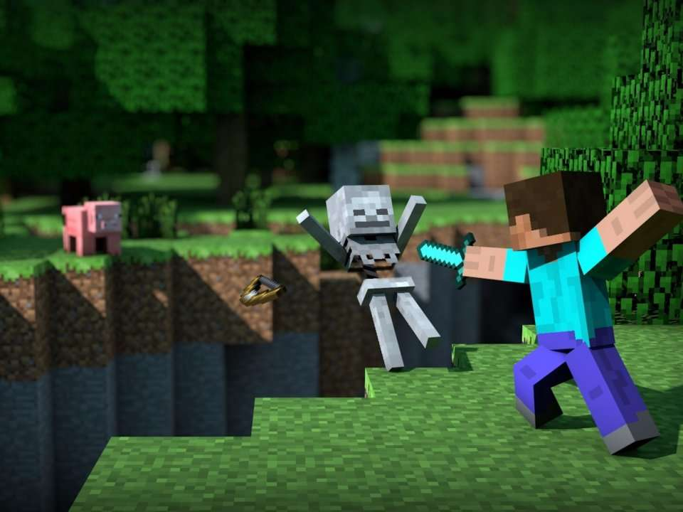 Microsoft bought Minecraft for $2 5 billion to make sure it's around