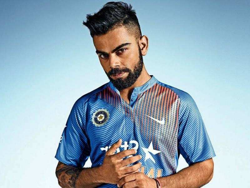 Heres How To Get A Hairdo Like Virat Kohli Business Insider India
