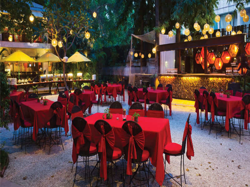 9 Lodi Garden Restaurant Delhi Business Insider India
