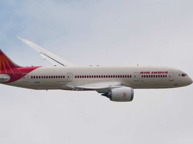 By swapping direction of Delhi-San Francisco service