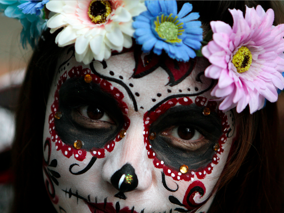 an analysis of the day of the dead