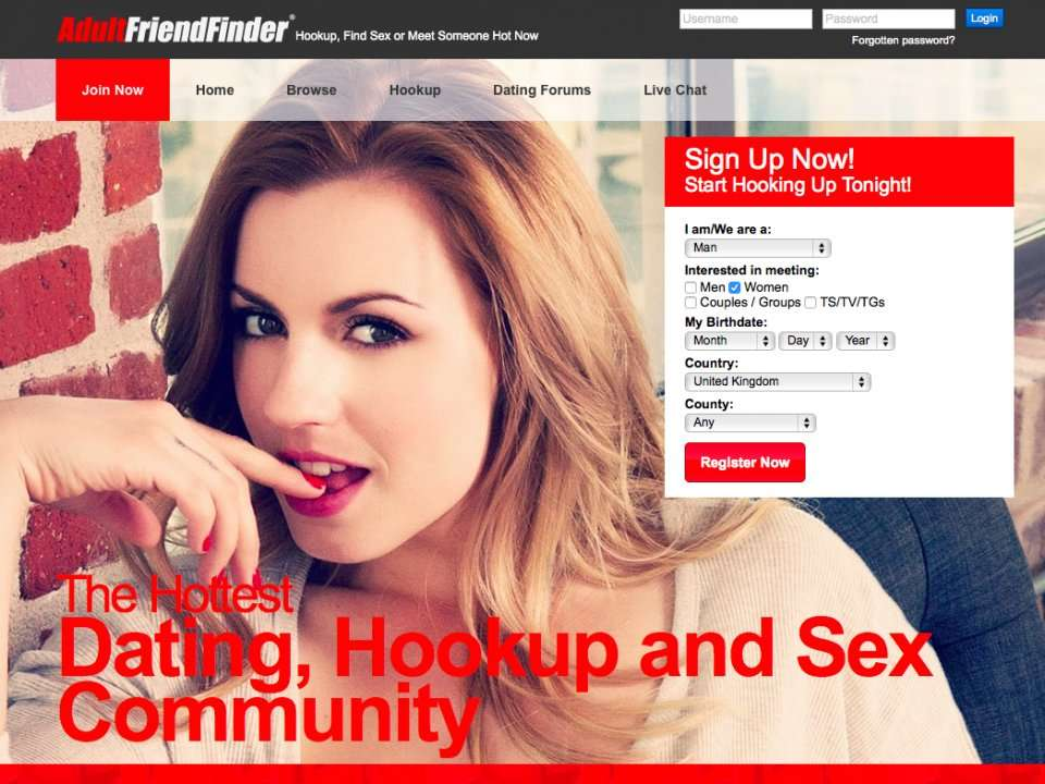 Which adult dating websites were hacked in 2019