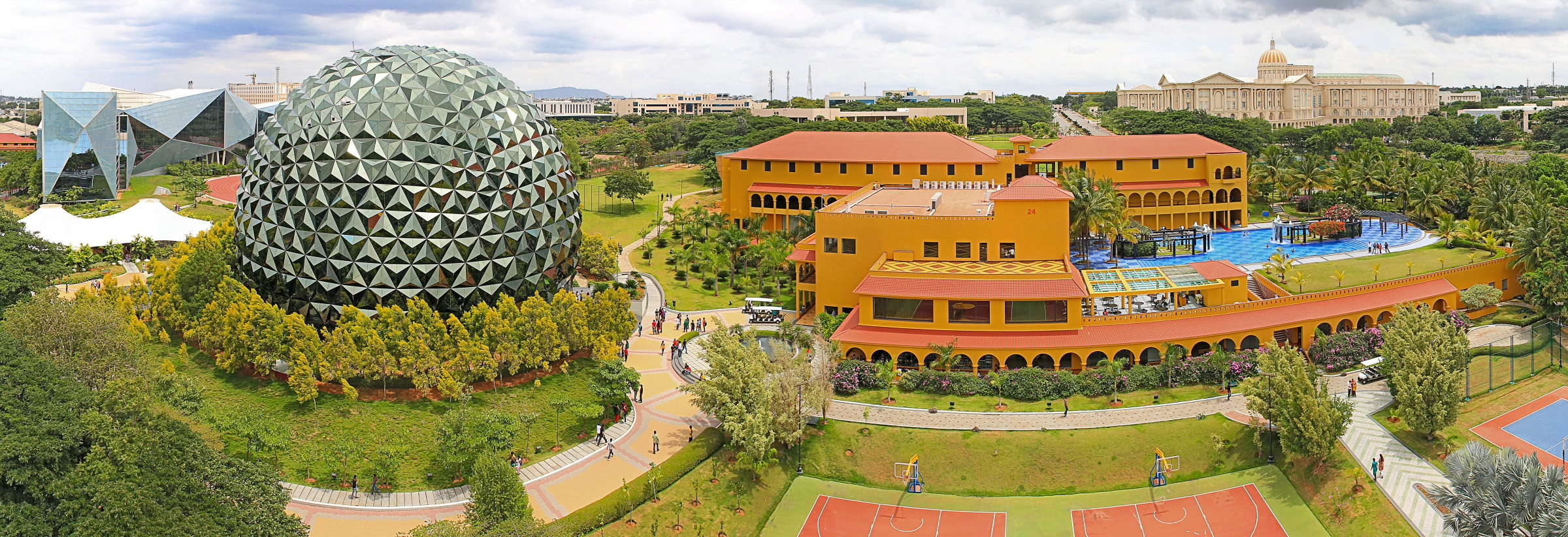 Enterprise Auto Finance >> SNEAK PEEK: This is how Infosys' Mysore campus looks from the inside | Business Insider India