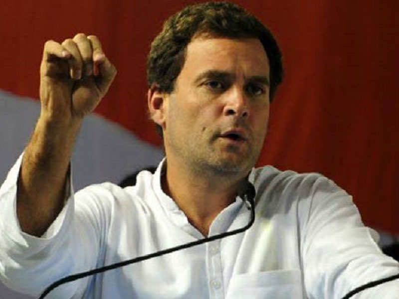 Hacker takes over Rahul's Twitter account, posts expletives
