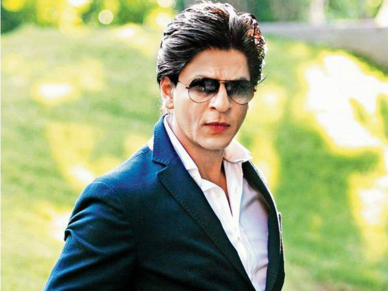 shah rukh khan height