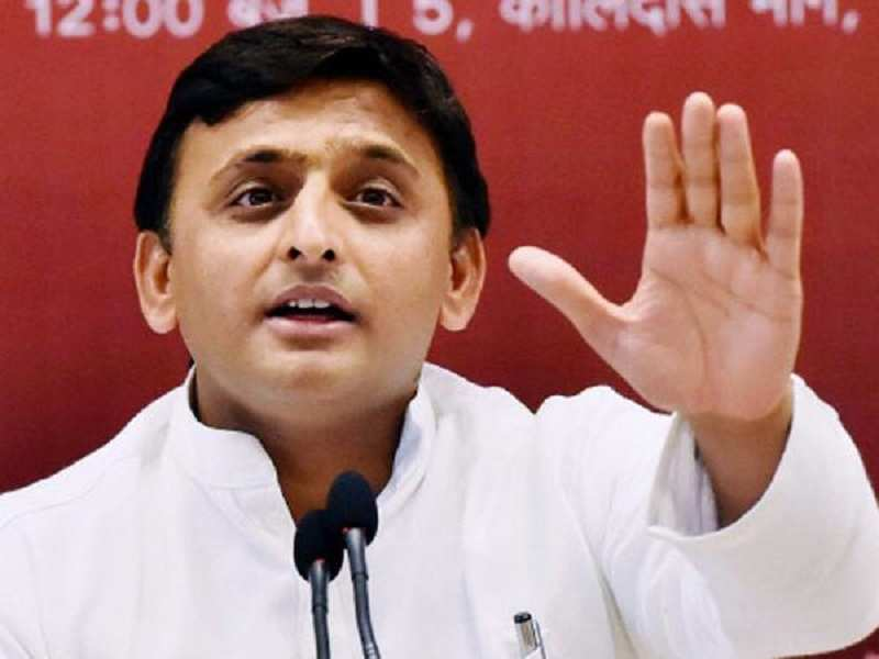Akhilesh Yadav plays caste-based politics in run up to UP