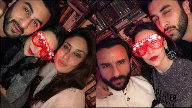 Here S How New Parents Saif Ali Khan And Kareena Kapoor Khan Brought In The New Year Business Insider India