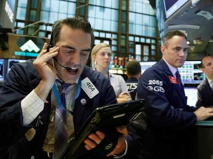 Here's a super-quick guide to what traders are talking about