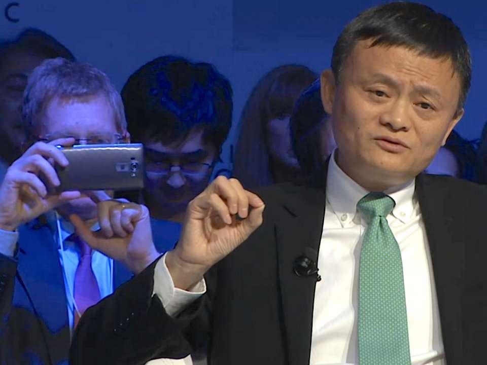 Alibaba founder Jack Ma has a brutal theory of how America went wrong over the last 30 years