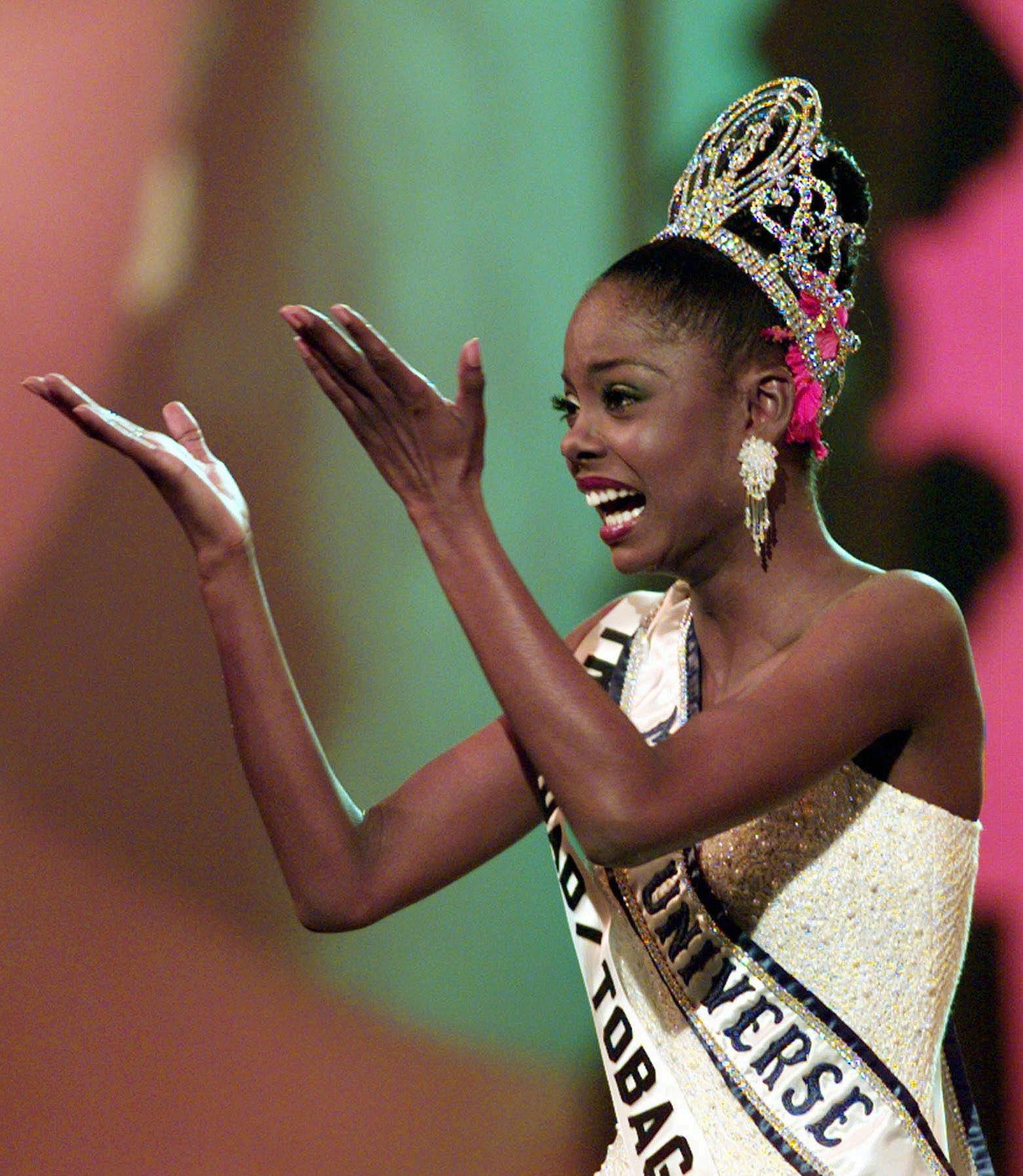 Miss Universe 1977, still as beautiful as ever. | Trinidad