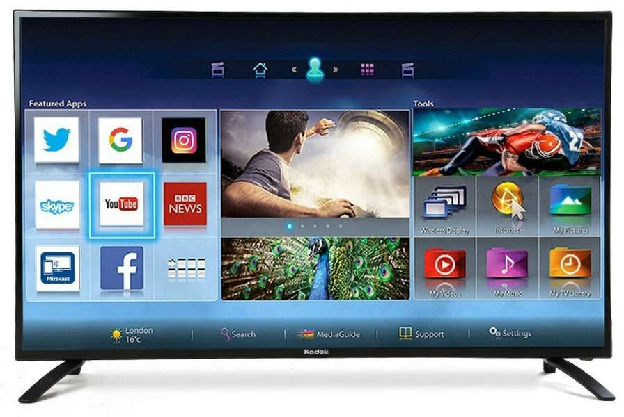 c8ffb6a2c8a8 Here s why paying Rs 40K for Kodak Smart LED TV 50 inch is worth the ...
