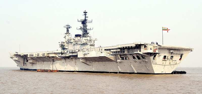 This is what will happen to India's oldest warship-INS Viraat