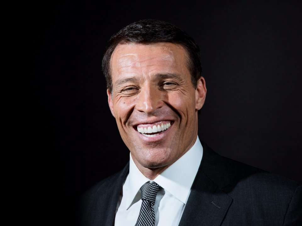 Tony robbins book shelved after sex harassment claims